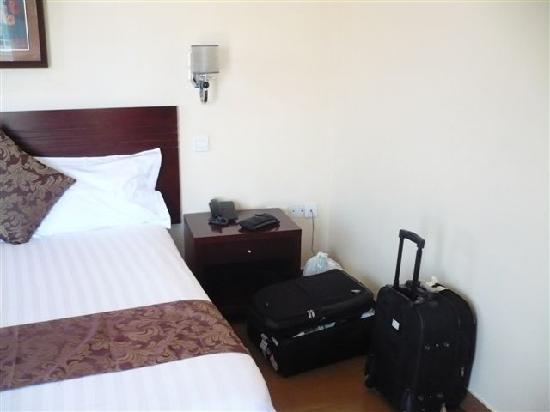Silver Palm Hotel: The Double Room