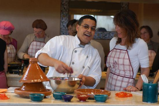 Cooking classes at la maison arabe picture of la maison - La cuisine cooking classes ...