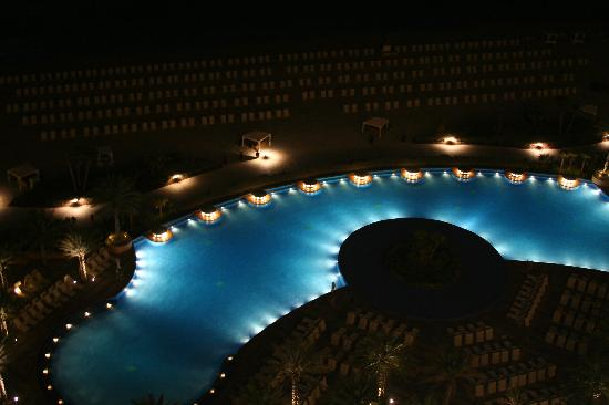 Swimming Pool View From Our Balcony Picture Of