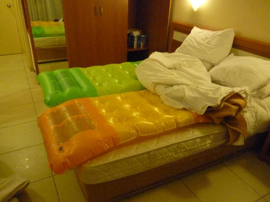 Sea Pearl Hotel: just to get a nights sleep