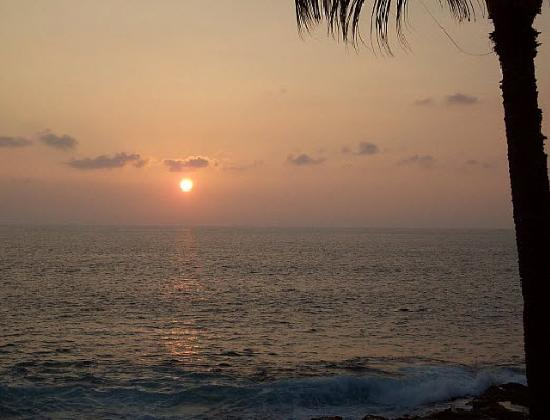 Kona Makai: Beautiful Sunset from Lanai