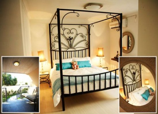 Kruger House Guest Cottages: Lemon Tree - Bedroom