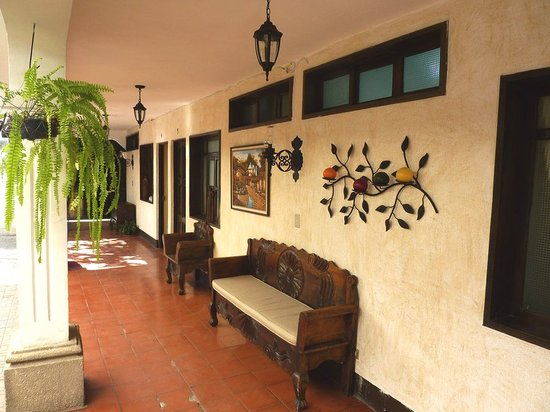 Hotel Posada Dona Luisa: Beautifully decorated