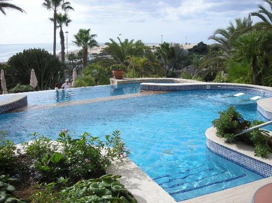 Piscina peque a picture of ifa dunamar hotel playa del for Piscina playa del ingles