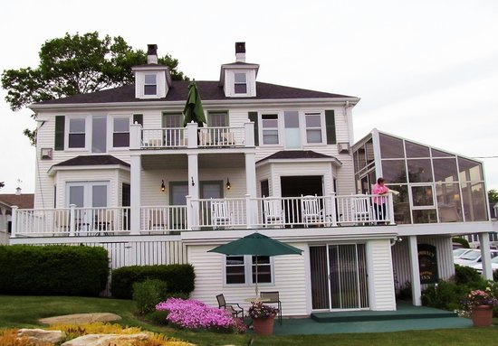 Photo of The Admirals Quarters Inn Boothbay Harbor