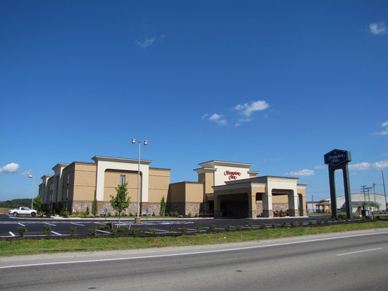 Photo of Hampton Inn Evansville/Airport