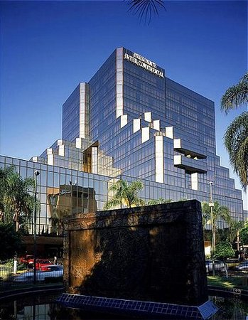 Presidente InterContinental Guadalajara : Front view 