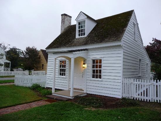Nicholas Tyler Laundry House Picture Of Colonial Houses