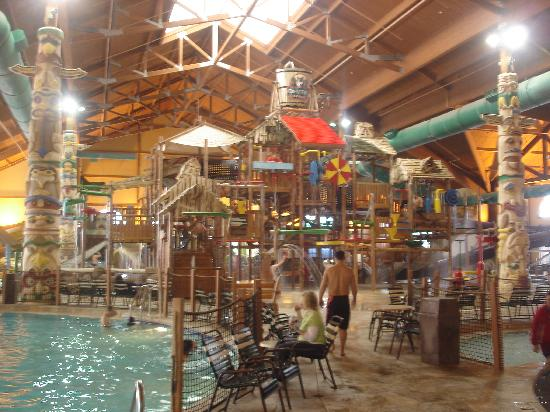 Small Kids Park Picture Of Great Wolf Lodge Sandusky