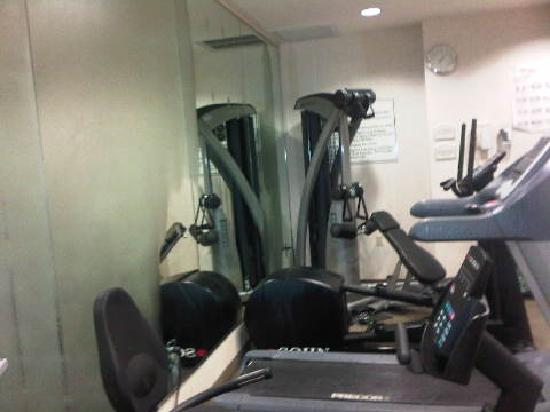 Hilton Garden Inn Secaucus / Meadowlands: Fitness Room