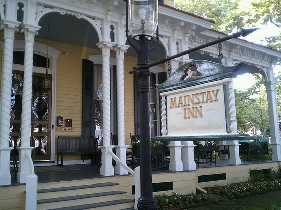 Mainstay Inn and Cottage: Main House
