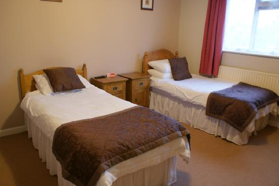 Park Lodge Guest House: Beds