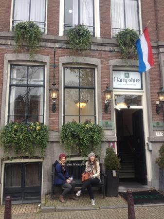 Hampshire Hotel - Prinsengracht: the hotel