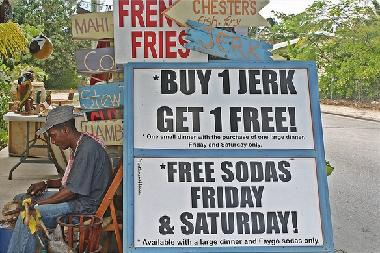 Chester's Jerk & Fish Fry