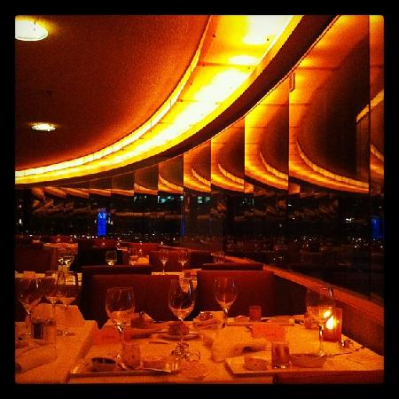 la nuit picture of the view restaurant new york city