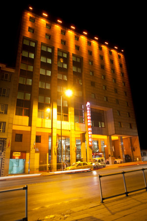 Sergah Hotel