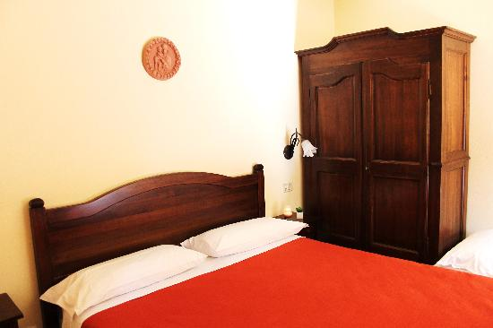 Bed & Breakfast Il Rivo: le camere