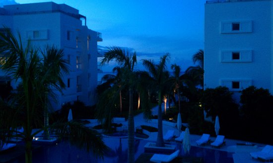 Gansevoort Turks + Caicos: from our room