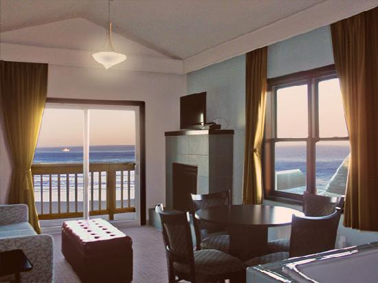 Inn at Nye Beach: Ocean Views