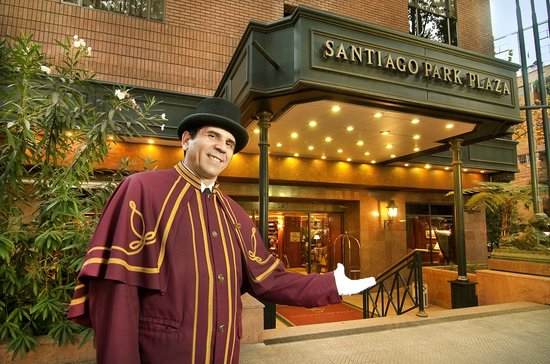 Photo of Hotel Santiago Park Plaza