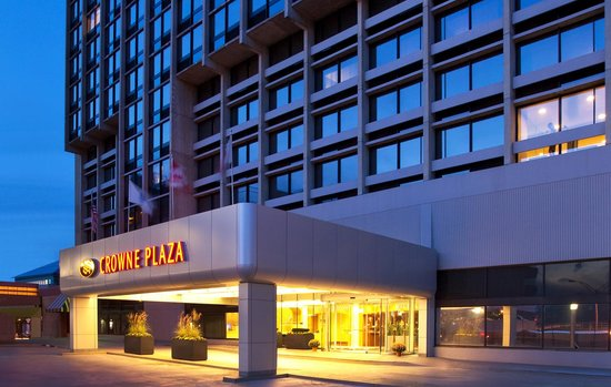 ‪Crowne Plaza Boston-Newton Hotel‬