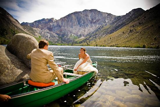 Convict Lake Weddings Convict Lake Resort Mammoth