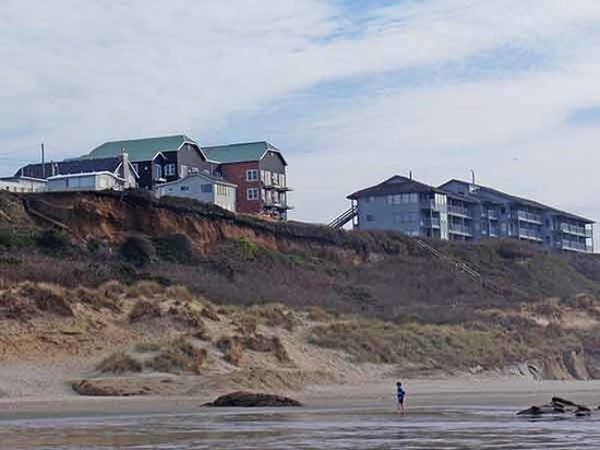 Inn at Nye Beach: Nye Beach View