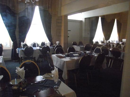 Hotel Norfolk: Dining room