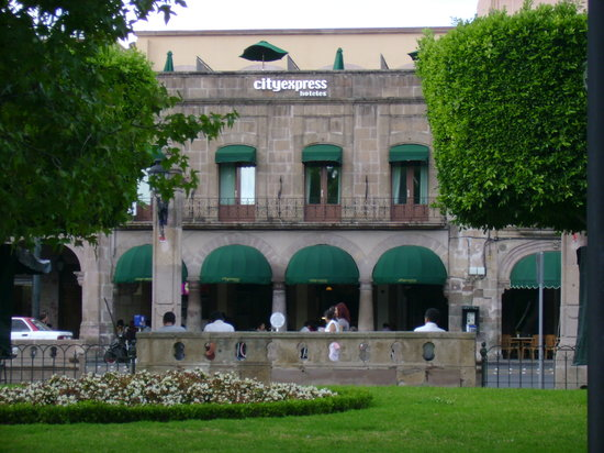 Valladolid Hotel