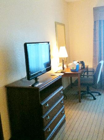 Holiday Inn Express Enterprise: room 2