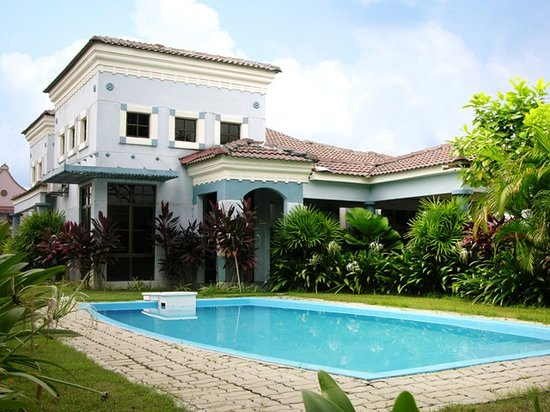 A'Famosa Resort Hotel Melaka: Villa with Private Pool