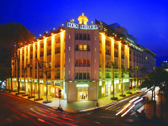 Rex Hotel Ho Chi Minh City Vietnam Hotel Reviews