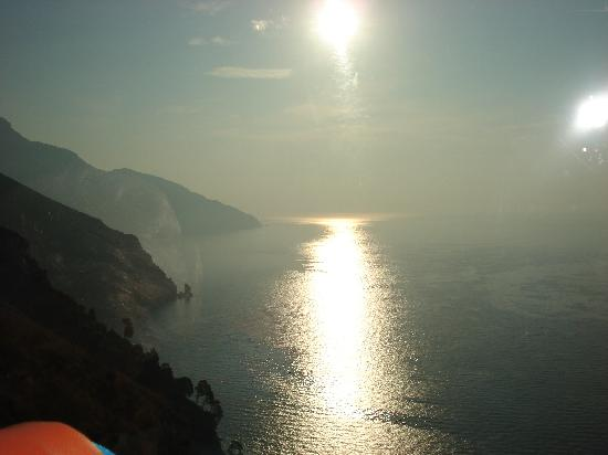 Piano di Sorrento, Italien: Sunrise