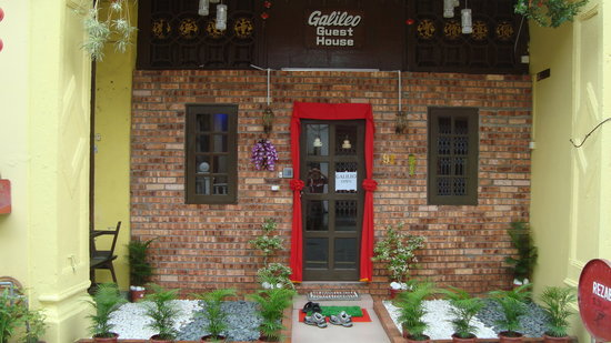 Galileo Guest house: galileo
