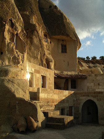 Fairy Chimney Inn Goreme Cappadocia Turkey Inn