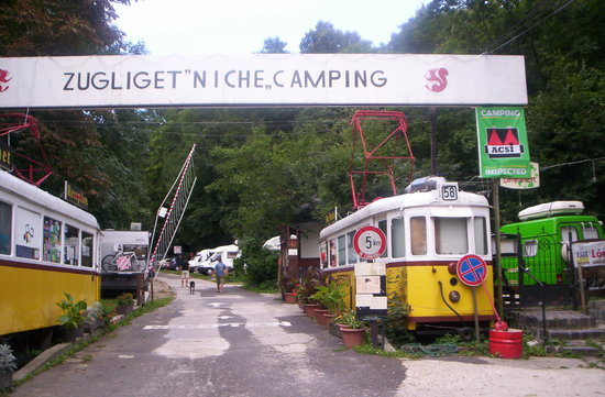 Zugligeti Niche Camping
