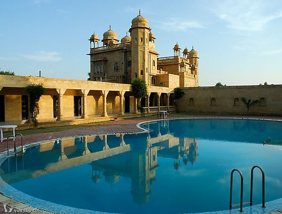 Jawahar Niwas Palace
