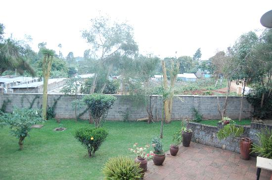 Kikuyu Lodge Hotel &amp; Safaris: The view from our room