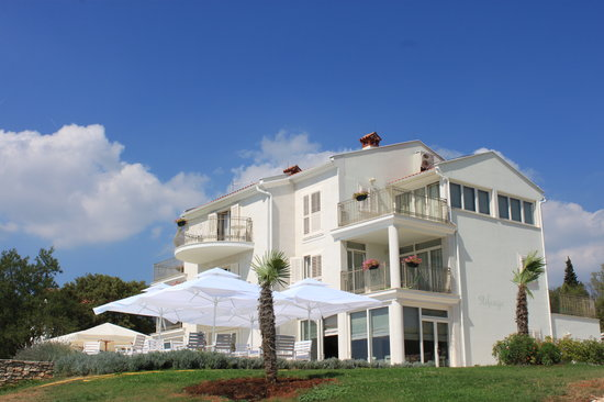 Villa Stefanija: Outside view