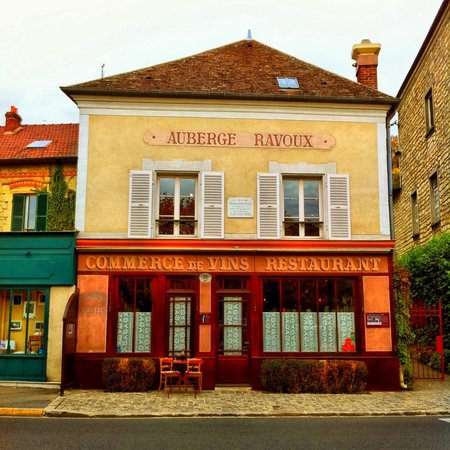 Auvers sur oise tourism best of auvers sur oise france for Auberge ravoux maison van gogh