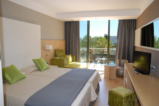 Protur Sa Coma Playa Hotel &amp; Spa: Twin room