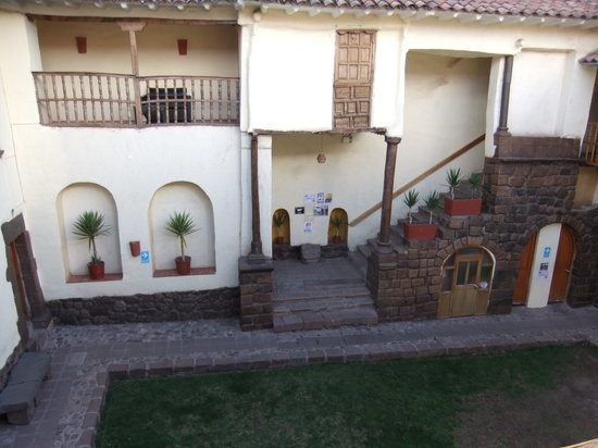 LOKI Backpackers Hostel Cusco Peru: the loki