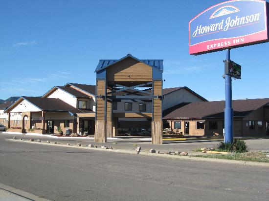 Howard Johnson Inn Spearfish