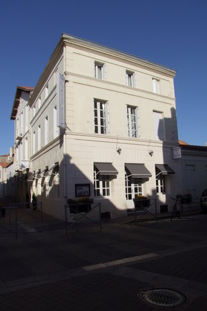Hotel le galet for Appart hotel rochefort