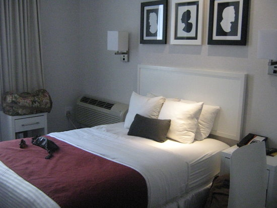 The GEM Hotel Chelsea: The room we stayed in