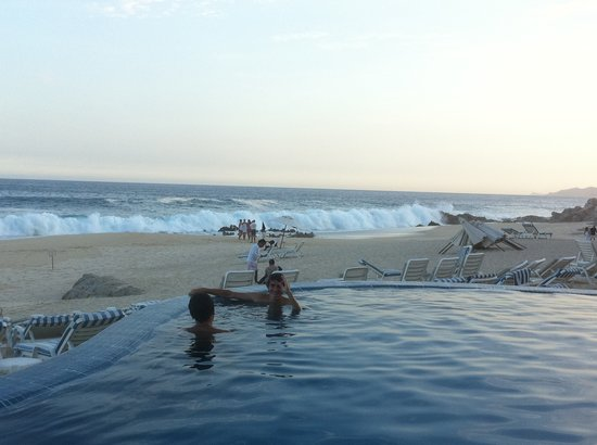 Westin Resort & Spa Los Cabos: pool side
