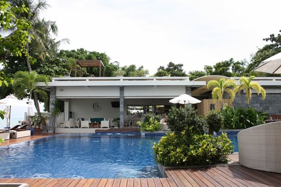 Serenity Resort & Residences Phuket: pool area