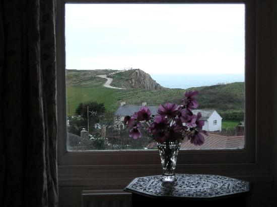 The Cromwell House Hotel: Room with a view