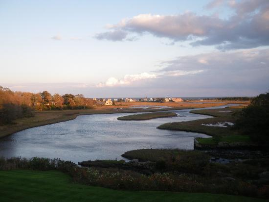 Ogunquit River Inn and Suites: View from the balcony