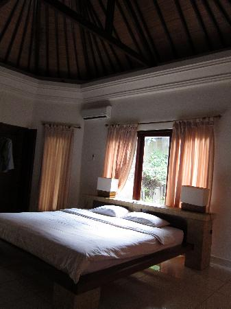 Villa Unggul: Typical room